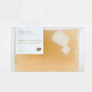 Japanese Yuzu Soap