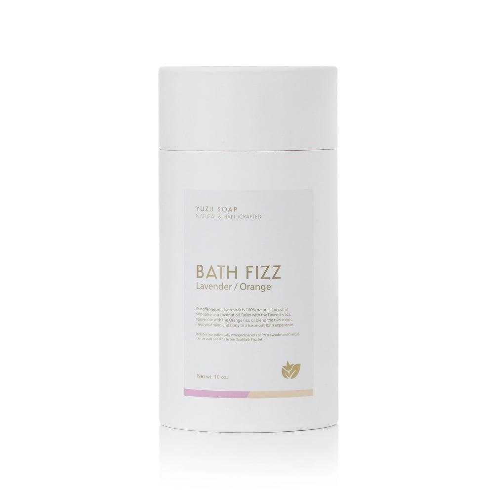 Bath Fizz Tubes | Yuzu Soap