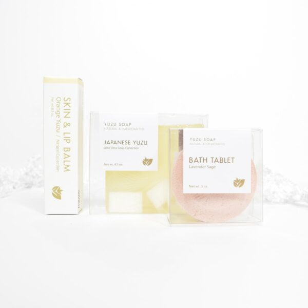 Yuzu Soap Gift Set