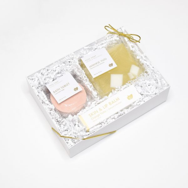 Yuzu Soap Gift Set