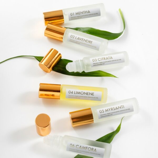 Aromatherapy Rollons