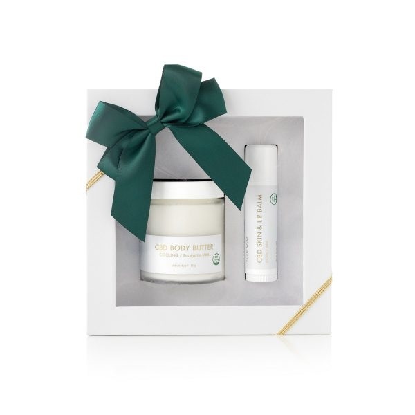 CBD Gift Set Mint