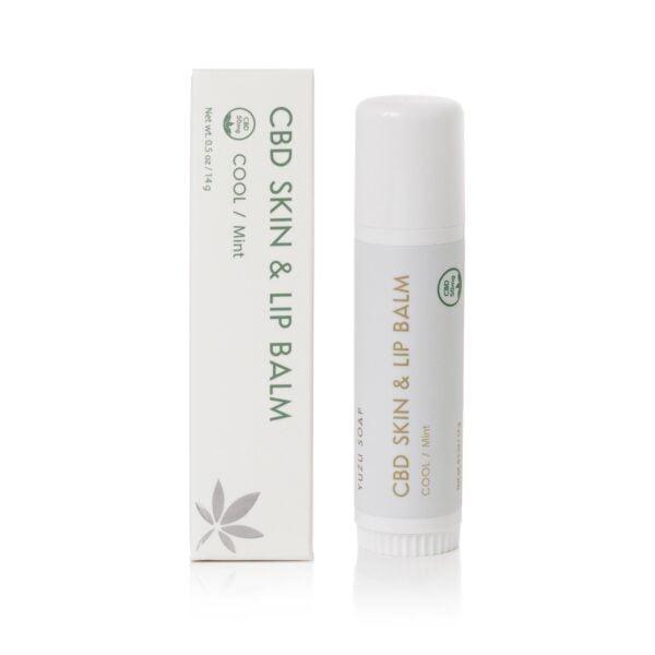 CBD Skin Lip Balm Mint