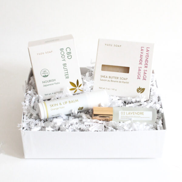 Luxe Self Care Gift Set