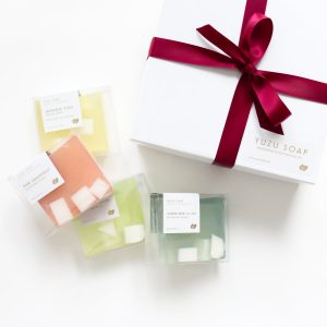 Bar Soap Gift Set