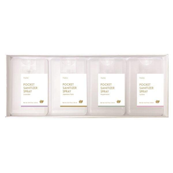 Pocket Sanitizer Gift Set