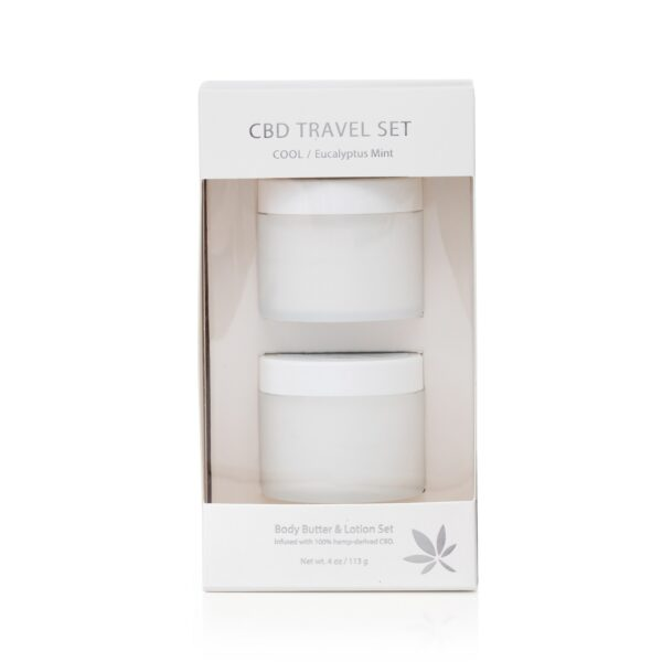CBD Travel Duo