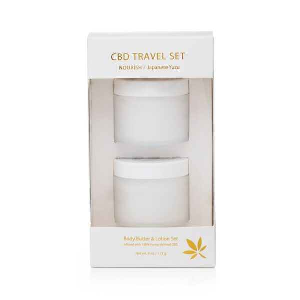 CBD Travel Set