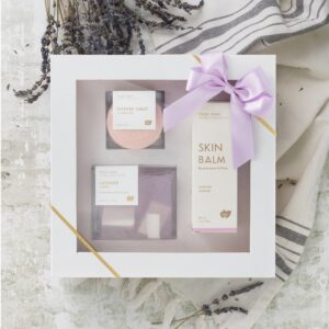 Lavender Self Care Gift Set 3
