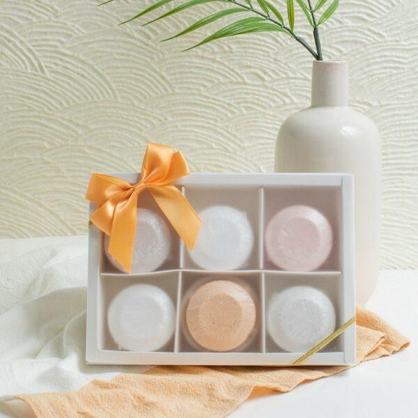 Shower Tablet Holiday Set